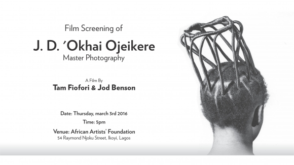Film Screening: J.D Ojeikere, The Master Photographer Image