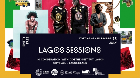 Lagos Sessions  Image