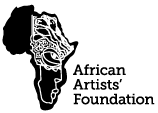AAF African Artists' Foundation Logo