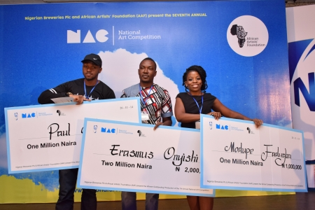 Congratulations to the NAC 2014 Winners  Image