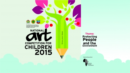 National Art Competition for Children 2015 Now Accepting Entries Image