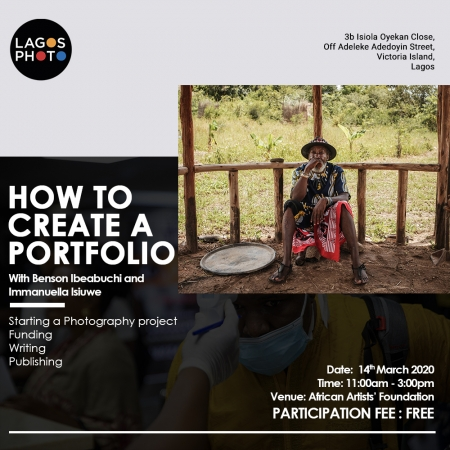 How to create a Portfolio Image