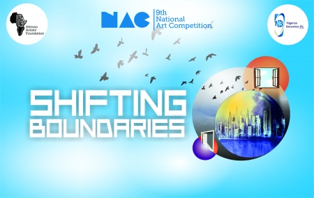 National Art Competion 2016. Shifting Boundaries, Now Open for Submissions. Image