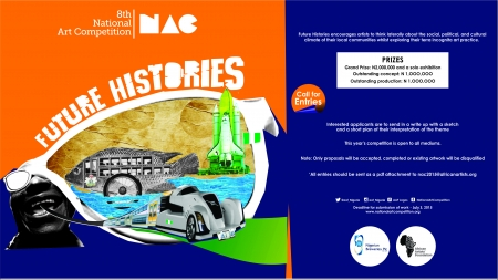 NAC 2015: Future Histories, Now Open for Submissions  Image