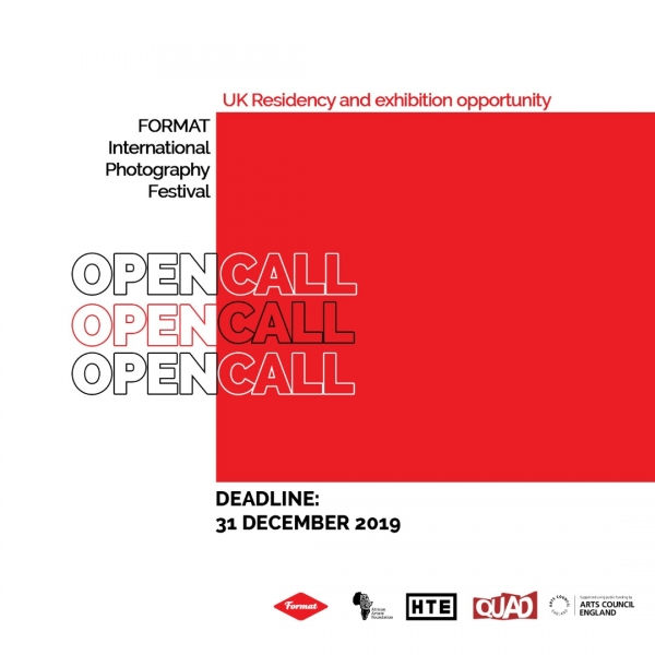 Residency Open Call Image